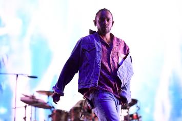 Kendrick Lamar Wins Six Billboard Music Awards Before The Show Even Starts