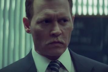 """""""City Of Lies"""" Sees Johnny Depp Attempt To Solve The Murder Of Biggie Smalls"""