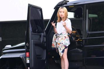Footage Of Lil Tay Dropping N-Bomb & Racial Slurs Surfaces From December