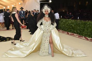"""Cardi B Responds To Azealia Banks Who Called Her An """"Illiterate, Untalented Rat"""""""
