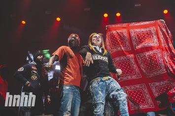 Tekashi 6ix9ine & Casanova Perform Together For First Time Since Ending Beef