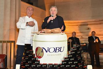 "Nobu Responds To Robert De Niro's Trump Ban: ""Nobody Is Banned"""