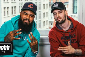 "HNHH HotNewSneakers Ep. 6: ""Air Jordan 11 'Cap And Gown' & Special Guest Stalley"""