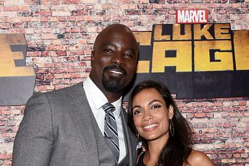 """Rosario Dawson Might Leave Marvel After """"Luke Cage"""""""