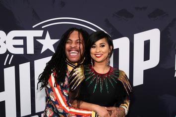 Tammy Rivera Gifts Waka Flocka A Custom Brick Squad Monte Carlo For His Birthday