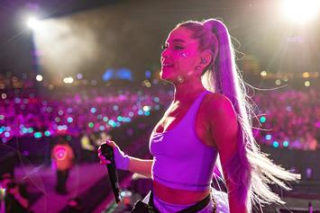 Ariana Grande Shines Bright In Pete Davidson Kissing Photo