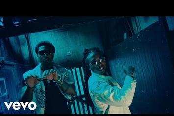 """Jacquees & Trey Songz Collide For """"Inside"""" Video"""