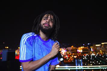 J. Cole's Childhood Home In Fayetteville Vandalized