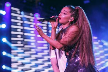 Ariana Grande Is Unrecognizable With Her Hair Down For British Vogue