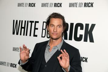 "Matthew McConaughey Stars In ""White Boy Rick,"" True Story Of The Youngest Street Hustler"