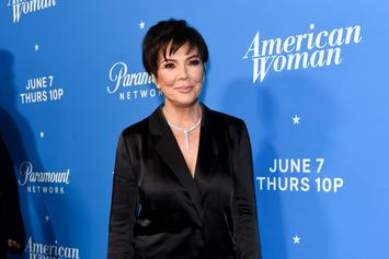 Kris Jenner Got A Champagne Vending Machine As House Warming Gift