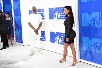 "Kim Kardashian Comments On Kanye West's ""Wouldn't Leave"" Lyrics"