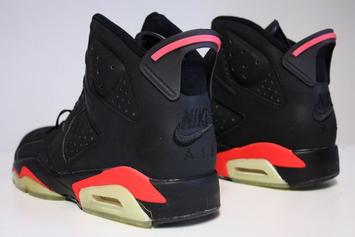 """Black Infrared"" Air Jordan 6s Rumored To Release Again"