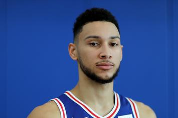 Ben Simmons Spotted Alone After Kendall Jenner & Anwar Hadid Makeout Session