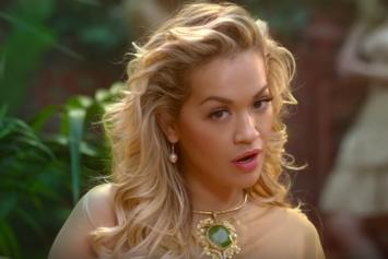 "Rita Ora & Cardi B Kiss In The Official ""Girls"" Video"