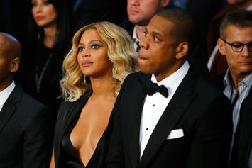 "The Babies Beyoncé & Jay Z Held During The ""On The Run II"" Tour Aren't Theirs"