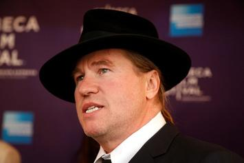 "Val Kilmer Set To Return As ""Iceman"" In ""Top Gun 2"" With Tom Cruise"