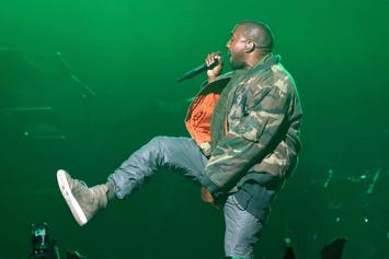 Kanye West's Yeezus Tour Pop-Up Shop In Chicago Is Open For Business