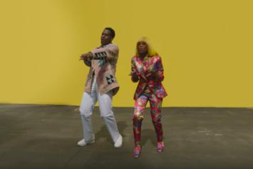 """DeJ Loaf & Leon Bridges Encourage You To Love Yourself In """"Liberated"""" Visuals"""
