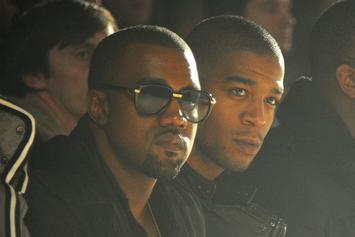 "Kanye West & Kid Cudi's ""Kids See Ghosts"" First Week Sales Projections: Report"