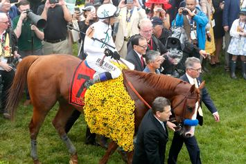 """Triple Crown Winner """"Justify"""" Becomes Most Valuable Race Horse In History At $75 Million"""