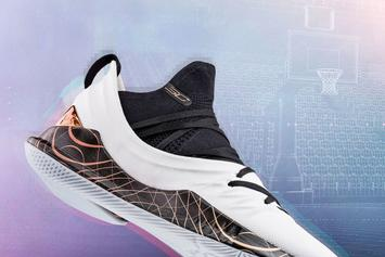 Under Armour Reveals Exclusive Curry 4s & 5s To Celebrate NBA Title