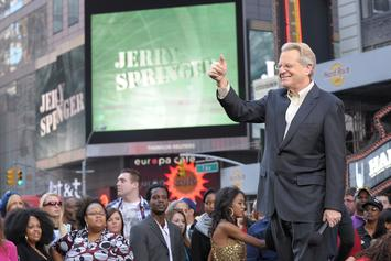 """The Jerry Springer Show"" May Finally Come To An End After 27 Years On-Air"