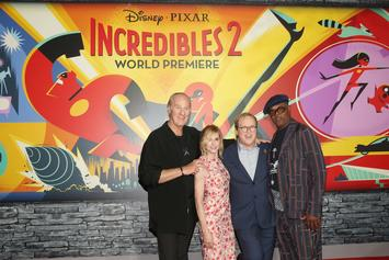 """Incredibles 2"" Opening Weekend Set To Break Box Office Record For Animation"