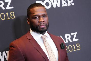 50 Cent's Son Gets Petty With Father's Day Post