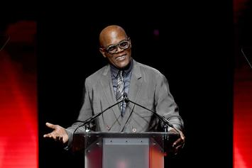 Samuel L. Jackson Laughs Off Backlash He Received From Tweet Viewed As Homophobic