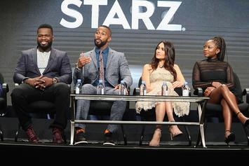 """Power"" Stars Omari Hardwick & Lela Loren Discuss Ghost, Angela, & Season 5"