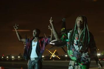 """Buddy Drops Off New Video For """"Hey Up There"""" Feat. Ty Dolla $ign"""