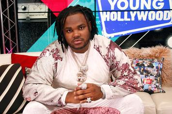 Tee Grizzley Shares Dating Advice Comparing Girls To Pizza