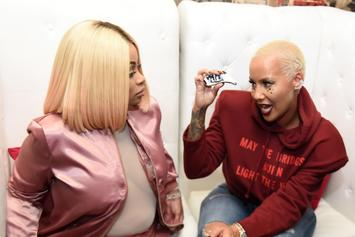 Blac Chyna & Amber Rose Hit The Town Amid YBN Almighty Jay Breakup