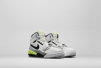 Don C's Jordan Legacy 312 Releasing In 3 Nike Retro Colorways