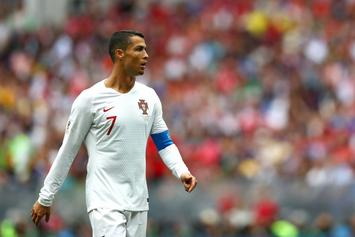 Ronaldo's Sleep Disrupted By Noisy Iran Fans Outside Of Hotel