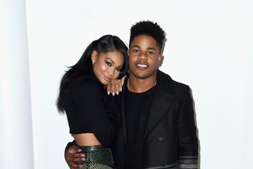 Chanel Iman & Sterling Shepard Are Expecting A Baby Girl