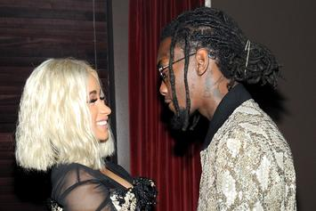 Offset & Cardi B Secretly Got Married Months Ago: Report
