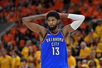 Lakers' Free Agency Pitch To Paul George Leaked