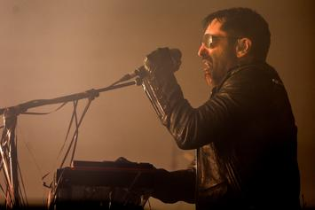 Trent Reznor Accuses Kanye West & The Weeknd Of Ripping Off Nine In Nails