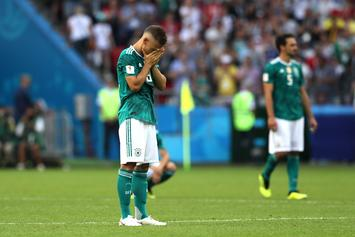 Germany's Decisive FIFA World Cup Elimination: Twitter Reacts