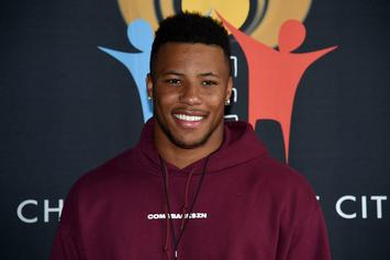 Saquon Barkley Buys Parents New Home