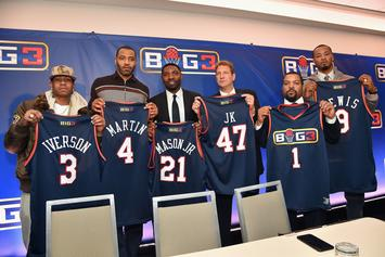 BIG3 Will Allow Players To Use Marijuana-Based CBD For Treatment Of Pain
