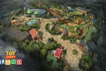 Walt Disney World's New Toy Story Land Will Captivate Fans Of The Iconic Film Series