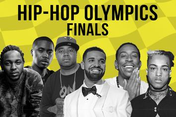 Hip-Hop Olympics Bracket: Vote For The Winning Team