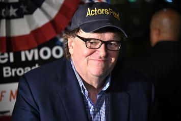 "Michael Moore Reveals New Trump Focused Documentary ""Fahrenheit 11/9"""