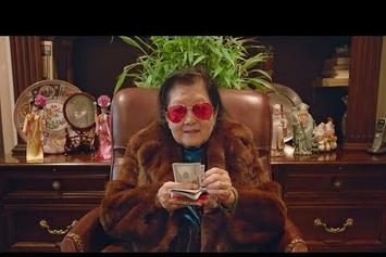 """Awkwafina Follows Up Project With """"Pockiez"""" Video"""