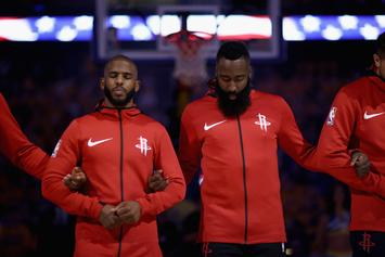 Chris Paul Signs Four-Year $160 Max Deal With Houston Rockets