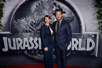 """Jurassic World: Fallen Kingdom"" Approaches $1 Billion In Second Week"