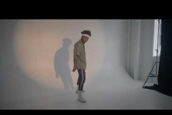 """Dizzy Wright Gets Behind The Scenes In """"Me and Mine"""" Video"""